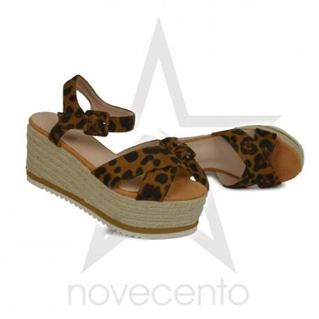 Sandale sa platformom